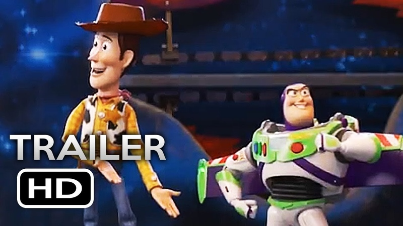 TOY STORY 4 Official Teaser Trailer 2 2019 Tom Hanks Tim Allen Disney Pixar Animated Movie HD