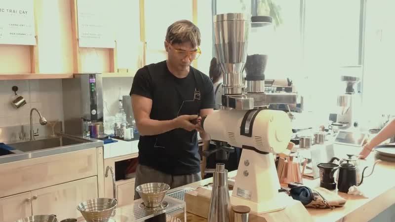 Как надо обращаться со своим гриндером (кофемолкой)