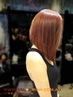 Kenneth Siu's Haircut Concave Long Bob