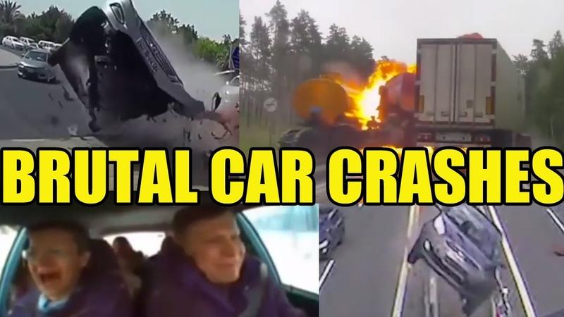 Bad car wrecks