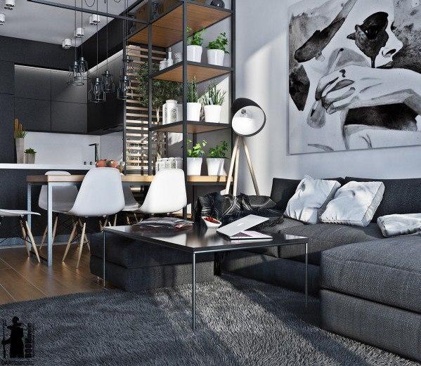 Стильная квартира