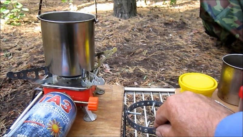 Вело кухня д . Толи предлагает : - Овощное рагу в осеннем лесу