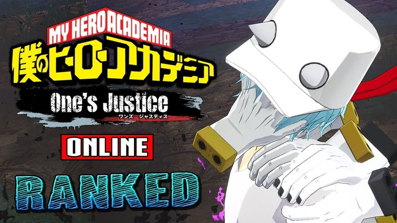 State of Decay! My Hero Academia Ones Justice Online Ranked 29