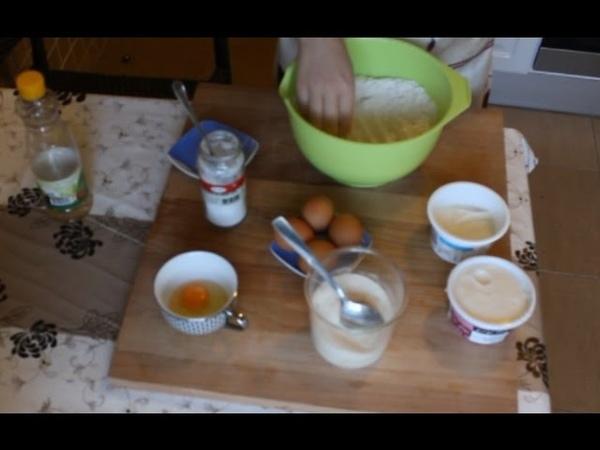 Рецепт самого простого печенья - воспоминания студенчества