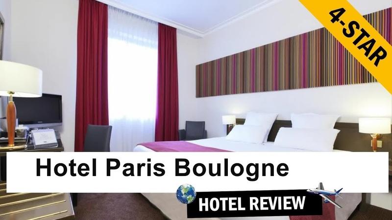 Hotel Paris Boulogne review