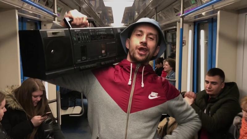 Bomfunk MCs - Freestyler (ПАРОДИЯ Демьян)