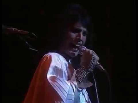 Queen now im here live at rainbow 1974 hq