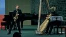 Astor Piazzolla Libertango on Harp and Sax