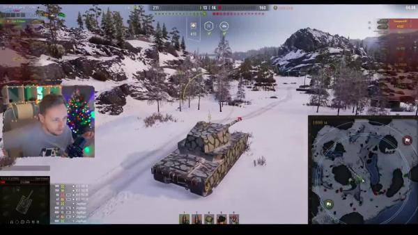 World of Tanks - Удача 80 lvl