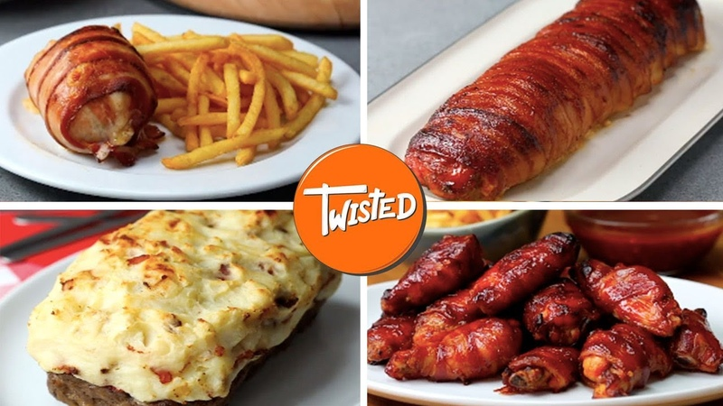 14 Easy Bacon Recipes For Dinner | Quick Dinner Recipes | Twisted