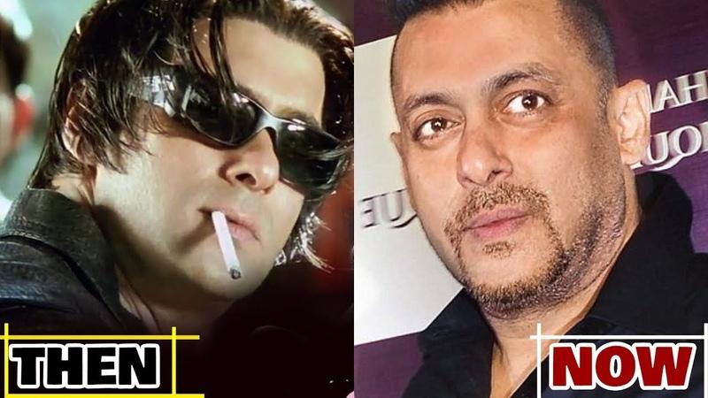 Tere Naam Movie 2003 Cast | Then And Now 2018 | Salman Khan Bhumika Chawla