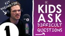 """""""How does Game of Thrones end?"""": Kids Ask Kit Harington Difficult Questions https://vk.com/topnotchenglish"""