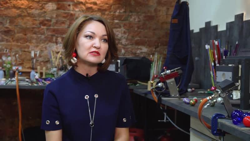 Lampwork – украшения из стекла Юлия Дюбенко / Бухгалтер стала стеклодувом