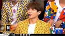 180926 BTS Jungkook English Answer at GMA in Times Square
