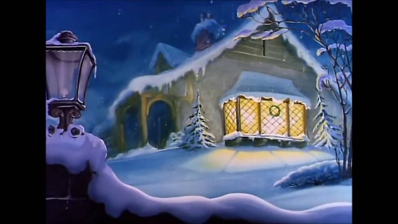 Tom and Jerry, The Night Before Christmas 1941 HD, 720p