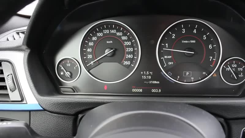 2014 БМВ 428i xDrive Coupe (F32). Обзор (интерьер, экстерьер, двигатель)