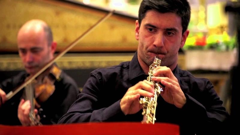 J. S. Bach: Concerto for oboe and violin in C minor, BWV 1060R
