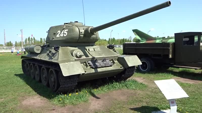 Парковый комплекс истории техники имени К Г Сахарова 6