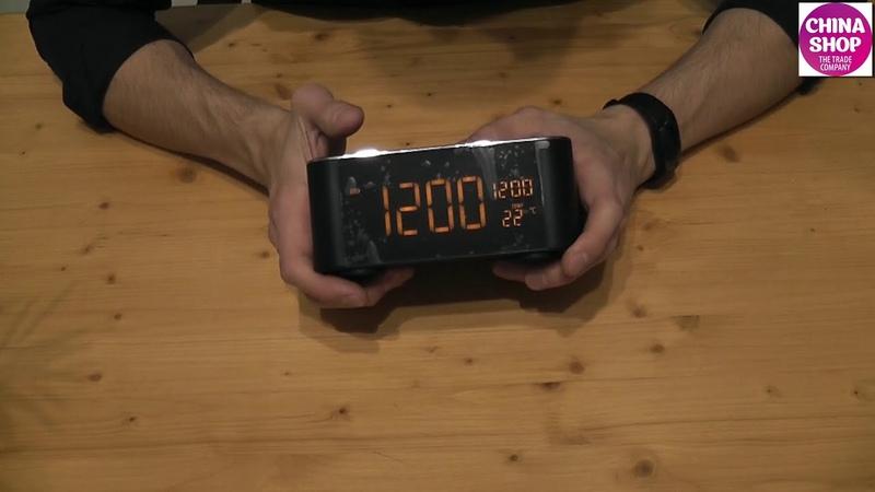Musky (часы, портативная колонка)