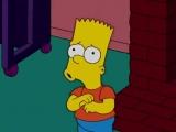 Симпсоны - Гомер душит Барта
