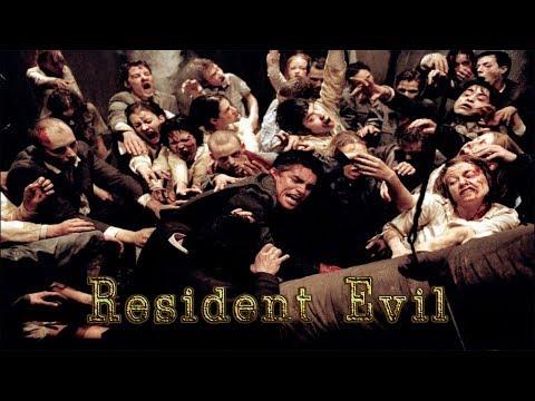 Инфакрт мекарда в Resident Evil (HD Remaster) 6