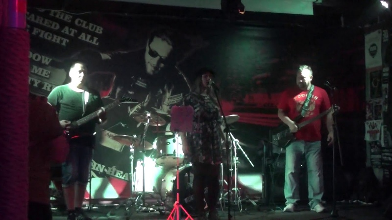 Туркова band The Subways Rock And Roll Queen 21 09 2018