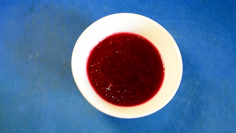 Клюквенный соус