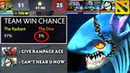 This is why a Top Team Recruited him, CRAZY 38k Gold Slark Comeback by Ace Dota 2