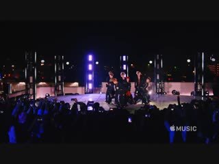 181214 NCT 127 - Fire Truck, Cherry Bomb & Regular @ Apple Music Up Next in Los Angeles