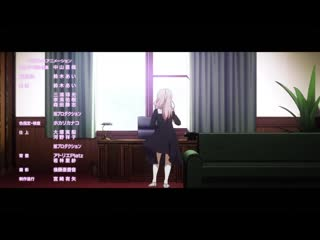 "Chikas Dance. Kaguya-Sama ""Love is War"" 1080p"