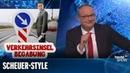 Fahrverbote, Bahn, Funklöcher: Andreas Scheuer verkackt einfach alles | heute-show vom 14.12.2018
