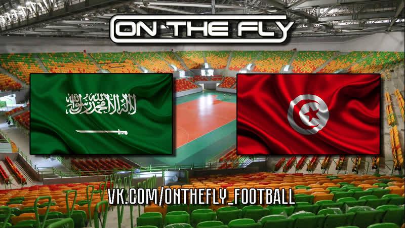 Гандбол. Чемпионат мира. Саудовская Аравия - Тунис