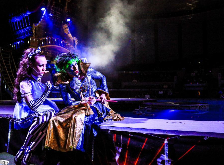 Цирк на воде иркутск купить билеты афиша кино нео таганрог арбуз