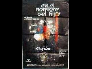Во имя сына _ en el nombre del hijo (1987) аргентина