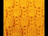 Crochet Punto en Relieve # 17