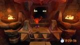 PC Crash Bandicoot 1 N. Sane Trilogy - 38. Jaws Of Darkness Platinum Relic