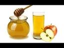 ★Целебный напиток из мёда и яблочного уксуса снизит давление и очистит кишечник