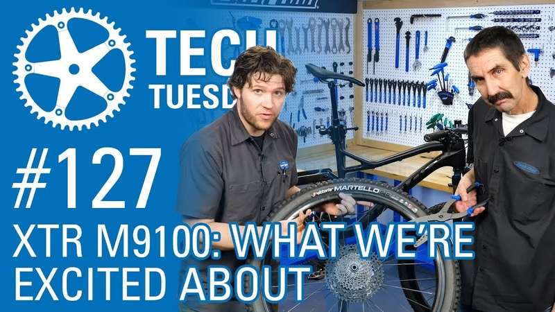 XTR M9100 Whats Different | Tech Tuesday 127