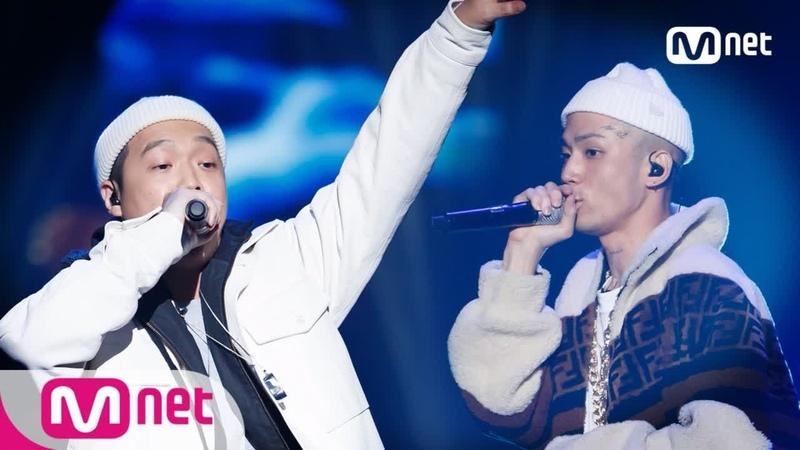 Show Me The Money777 [7회] 루피 - ′Save′ (Feat. 팔로알토)(Prod. 코드 쿤스트) @1차 공연 181019 EP.7