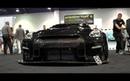 Black X Gold Liberty Walk GT-R R35