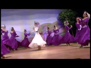 Nazani Trip to Armenia - Barekamutiun Int. Dance Studio