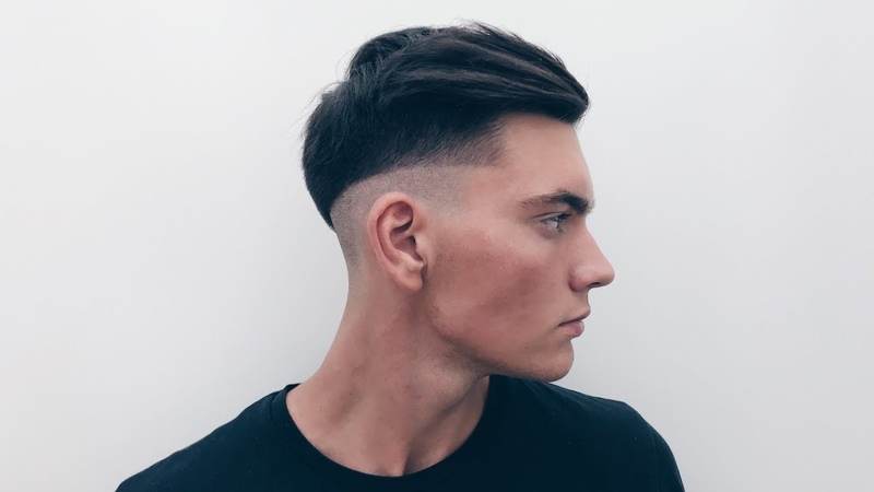 Short men's haircut for L'oreal business camp 2018