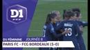 J8 : Paris FC - Girondins de Bordeaux (5-0) / D1 Féminine