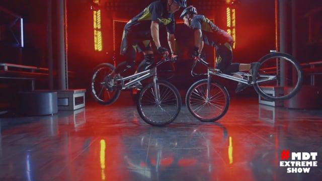 Велошоу MDT EXTREME SHOW