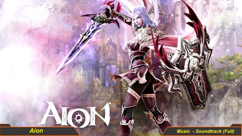 Aion 💙 Music 💙 Music - Soundtrack (Full) 💙 8