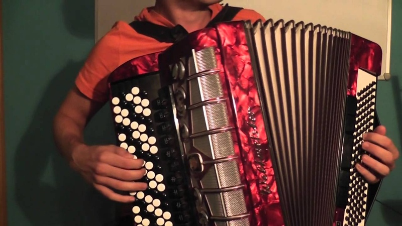 Radiorama - Yeti (accordion cover/кавер на баяне)