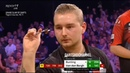 9 DARTER | Dimitri van den Bergh | Grand Slam of Darts 2018