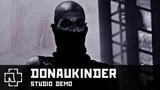Rammstein - Donaukinder Instrumental DEMO