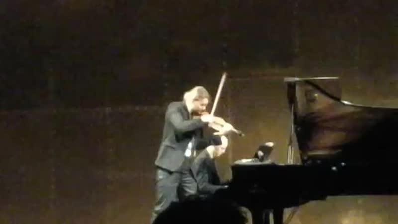 2_D. Garrett J. Quentin, Recital, Henryk Wieniawski, Légende g-Moll, Hannover 27.05.2016