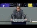 Deutschland steht für ideologische Unsinnsprojekte ► Stephan Brandner AfD Rede im Bundestag